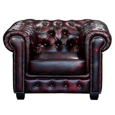 Rustic Furniture, Luxury Furniture, Antique Furniture, Sectional Sofa With Recliner, Tufted Sofa, Leather Chesterfield Chair, Private Club, Retro, Home Interior Design