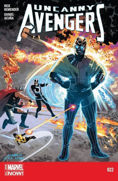 Uncanny Avengers #22 Complete unity is established, but is it too late? The fate of the seven prime timelines decided! Kang's ultimate revenge on the Uncanny Avengers revealed.