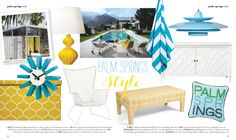 Design in Print│ Adore Home Magazine October 2013 featuring the Diane Bergeron for Arthur G Collection Babe bench