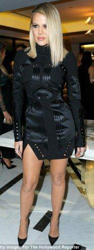 Welcome To Chitoo's Diary.: Khloe Kardashian  & Chrissy Teigen looking stunnin...