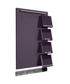 Acrylic Cabinet Doors - manufactured with highest quality