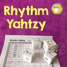 Rhythm Yahtzy