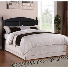 Renovations by Thomasville Westmont Collection Full/Queen Ebony Headboard - Overstock™ Shopping - Big Discounts on Headboards