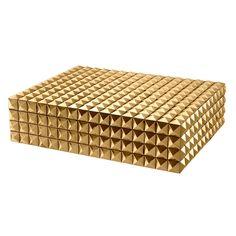 http://www.sweetpeaandwillow.com/brands/eichholtz-furniture/eichholtz-accessories/eichholtz-box-vivienne-gold-finish-large