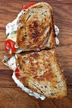Lasagna grilled cheese is REAL!