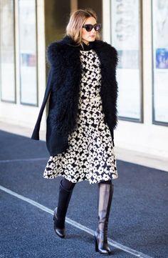 15 Outfits That Prove Olivia Palermo Won Fashion Week via @WhoWhatWearUK #outfits