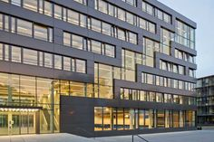 Neubau Max-Planck-Institut für Softwaresysteme in Saarbrücken by weinbrenner.single.arabzadeh Architektenwerkgemeinschaft
