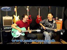 Gretsch Electromatic Centre Block Guitars - Damn Tasty Axes! - http://audio.tronnixx.com/uncategorized/gretsch-electromatic-centre-block-guitars-damn-tasty-axes/