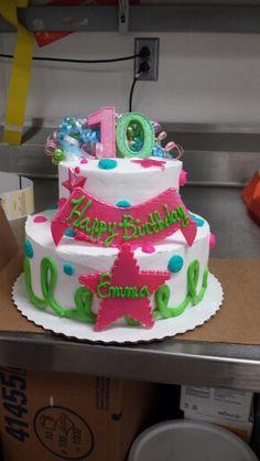 2 tier cake 2014