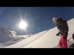 [ WAOUH ] A powder day in Val Thorens!!   www.valthorens.com