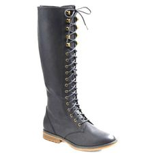 DEAL Mossimo Supply Co. Boots ! Bought at Target. Size 8 in Women's! never been worn and are brand new (with tag). comes with the box! Offers accepted-price negotiable$$$ NOT Steve Madden, but used for recognition Steve Madden Shoes Lace Up Boots