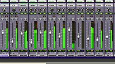 Avid Pro Tools 11 DAW Software Features Overview - Sweetwater Sound