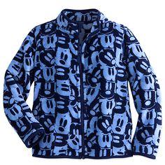 Mickey Mouse Fleece Jacket for Kids | Disney Store