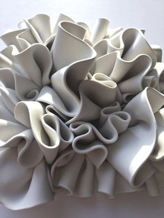 Flow Clay Large Sculpture Tile Wall decor
