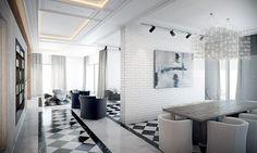 Znalezione obrazy dla zapytania bathroom white floor