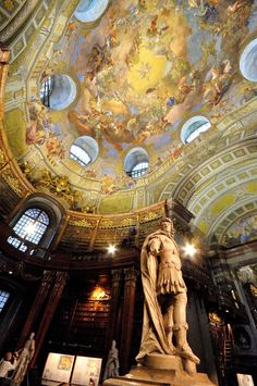 Austrian National Library by Num Naewboonnien on 500px
