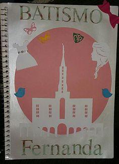 Caderno de batismo