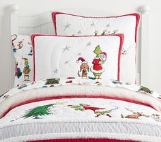 Looking for Christmas bedding? Find a curated selection of Christmas & holiday bedding for the babies, kids rooms and adult Christmas duvet covers & quilts. Kids Comforter Sets, Kids Comforters, Bedding Sets, Playroom Furniture, Baby Furniture, Flannel Duvet Cover, Space Saving Beds, Christmas Bedding, Kids Christmas