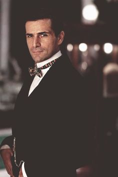 grégory fitoussi - tall. dark. handsome. french. YES to the fourth power! He's just gorgeous in Mr.Selfridge!