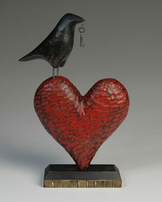 Crow has stolen the keys to your heart...what did he leave behind...