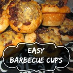 Reviews, Chews & How-Tos: Easy Barbecue Cups