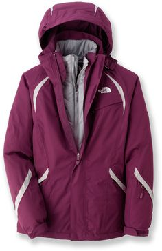 The North Face Kira Triclimate 3-in-1 Insulated Jacket - Women's  #REIWishlistPin2Win