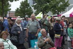 Uitmarkt 2013, deelgmeente Prins Alexander, Rotterdam, The Netherlands