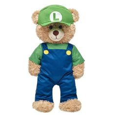 7ccedc8343d Shop all the Nintendo Super Mario collections of Mario Bear