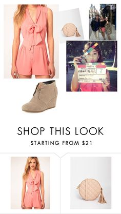 """violetta"" by maria-look on Polyvore featuring ASOS and TOMS"