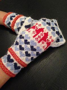 **Sport Needles Free Pattern** I mina vantar använde jag följande: Knitting Charts, Knitting Socks, Hand Knitting, Knitting Patterns, Crochet Mittens, Mittens Pattern, Knit Or Crochet, Wrist Warmers, Hand Warmers
