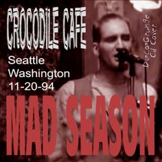 05 all alone(instrumental) mad season live Mad Season, Theatre Shows, Finding Inner Peace, Layne Staley, All Alone, Alice In Chains, Deceit, World Music, I Can Relate