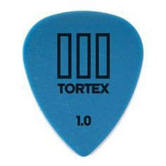 Dunlop Tortex T3 Sharp Tip Guitar Picks 72-Pack 1.00 MM by Jim Dunlop. $13.16. The Tortex T3 Sharp Tip Guitar Picks 72-Pack is a natural evolution that was guided by the demands of players, and in Dunlop's effort to create the most effective tools in the industry, they are proud to introduce this awesome fusion of two great picks.