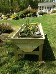 raised garden bed idea