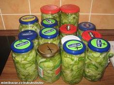 Lettuce, Preserves, Pickles, Cooking Recipes, Homemade, Canning, Vegetables, Drinks, Food