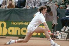 Tennis Rafael Nadal, Atp Tennis, Tennis Legends, Wimbledon Tennis, Vintage Tennis, Tennis Players, Golf, Running, Classic