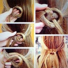 The perfect daily hairstyle