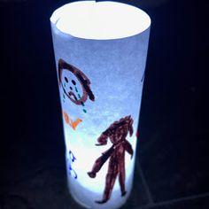 Flame: Creative Children's Ministry: Prayer Light Tubes