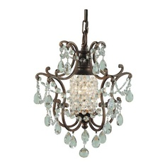 I pinned this Murray Feiss Maison De Ville Chandelier from the Style Study: Granny Chic event at Joss and Main!