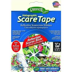 Bird Scare Flash Tape by Mylar Flash Tape 716 x 200 999