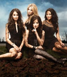 Pretty little liars became one of the most famous television shows in America airing on June 8, 2010