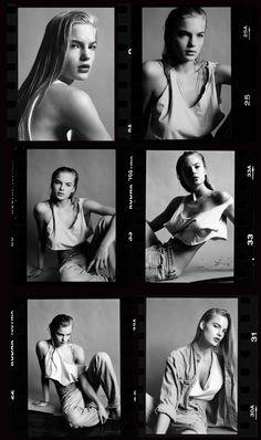 Test Shoot: Isabel Scholten (MONSTER)