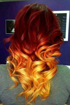 Fire hair                                                                                                                                                     More