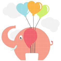 cute-elephant-clipart-Cute-Elephant-4-Clip-Art.jpg (504×504)