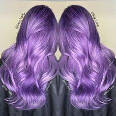 Guy tang hair lavender