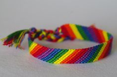 Rainbow Stripe!  Want to have one? Check out:  http://www.etsy.com/shop/CreationsbyJulie7?ref=search_shop_redirect