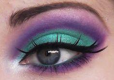 Aquarius, Bextacy, Sugarpill, Darling, Dollipop, Royal Sugar, Poison Plum, Tako, Lumi, Pixie Bomb, Eyeshadow, Makeup, teal, purple, blue, pink