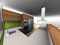 netradiční bílé kuchyně - Hledat Googlem