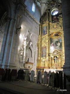 Colegiata de Nuestra Señora del Manzano, Castrojeriz, Burgos