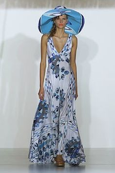 Emilio Pucci Spring 2002 Ready-to-Wear Fashion Show Collection