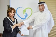 Planning of continuous support for Ramadan programs, Yousif & Aysha Almoayyed Charity donated to Bahrain Red Crescent Society an amount of BD 4,000 to be distributed to the families in need in the holy month of Ramadan.